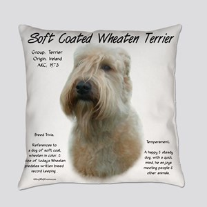 Soft Coated Wheaten Terrier Everyday Pillow