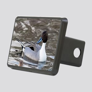 Male pintail Rectangular Hitch Cover
