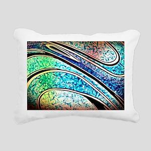 SWISH * Rectangular Canvas Pillow