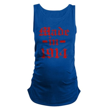 Made In 1914 Maternity Tank Top