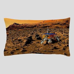 Mars exploration Pillow Case