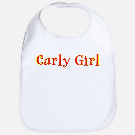 Curly Girl Bib