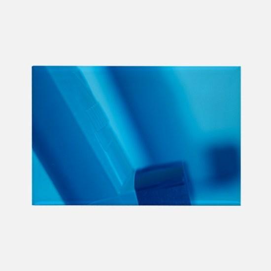 Asthma inhalers Rectangle Magnet