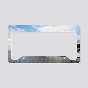 Memphis Arkansas bridge, Neth License Plate Holder
