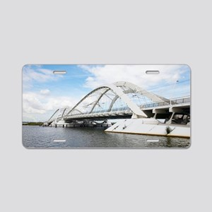 Memphis Arkansas bridge, Ne Aluminum License Plate