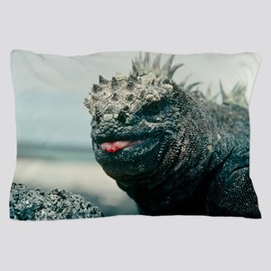 Marine iguana Pillow Case