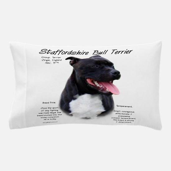 Staffordshire Bull Terrier Pillow Case