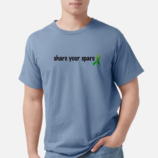 Share Your Spare With Ribbon T-Shirt