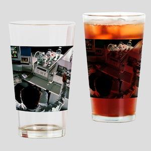 Mass spectrometer Drinking Glass