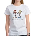 Gay Cherry Grove Women's T-Shirt
