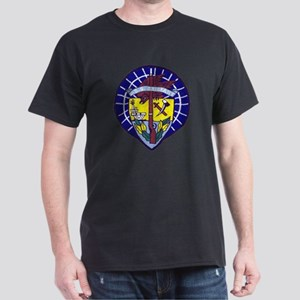 uss oriskany patch transparent Dark T-Shirt