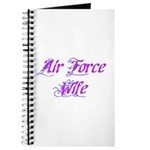 Air Force Wife ver2 Journal