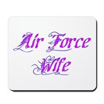 Air Force Wife ver2 Mousepad