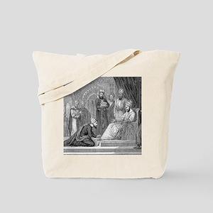 Avicenna, Islamic physician Tote Bag