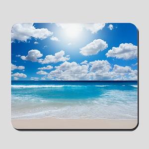 Sunny Beach Mousepad