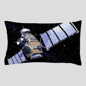 Military satellite Pillow Case