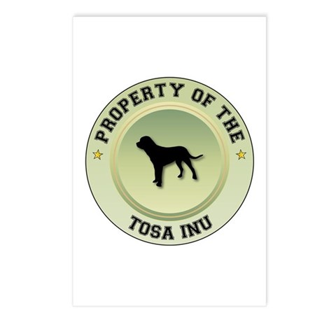 Tosa Property Postcards (Package of 8)