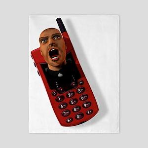 Mobile phone rage Twin Duvet