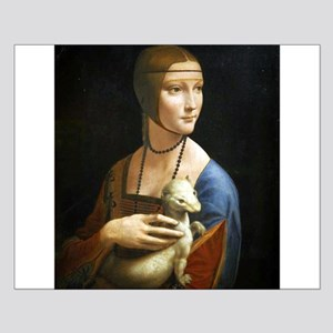 Lady With an Ermine - da Vinci Small Poster