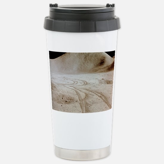 Moon landscape Stainless Steel Travel Mug