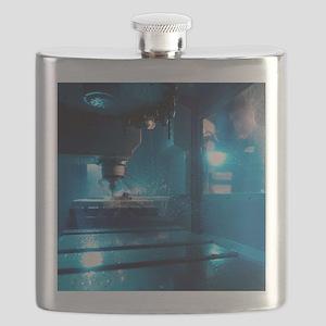 Metalwork Flask
