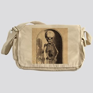 Skeletal Child Alcove Messenger Bag