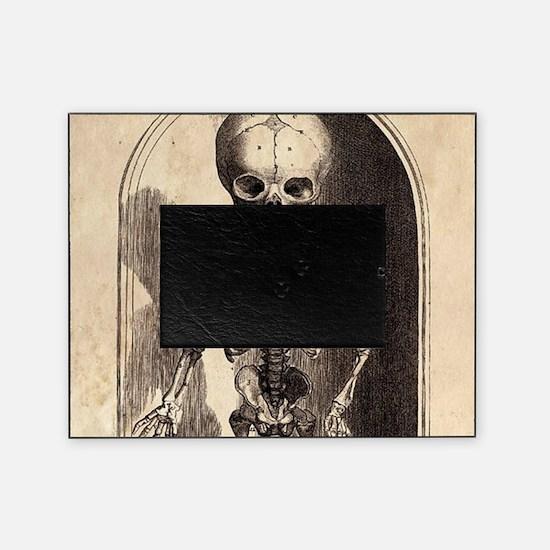 Skeletal Child Alcove Picture Frame