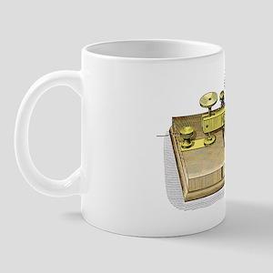 Morse telegraph key Mug