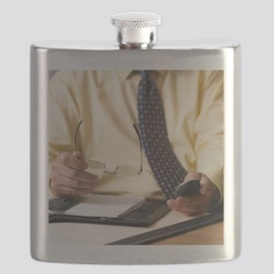 Mobile phone use Flask