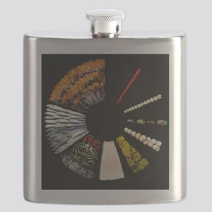 Biological collection Flask
