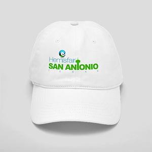 Hemisfair San Antonio White Cap