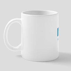 Imagine Hemisfair White Mug
