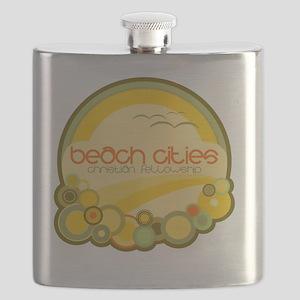 Beach Cities bubbles Flask