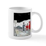 No Yule turn Mugs