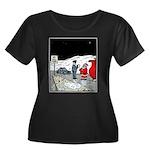 No Yule turn Plus Size T-Shirt