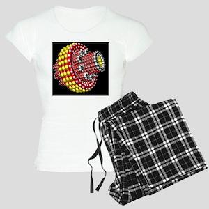 Molecular planetary gear Women's Light Pajamas