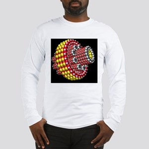 Molecular planetary gear Long Sleeve T-Shirt