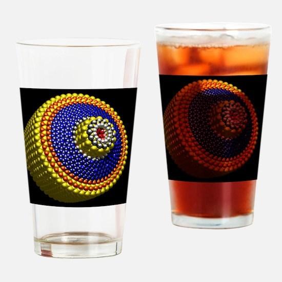 Molecular differential gear Drinking Glass