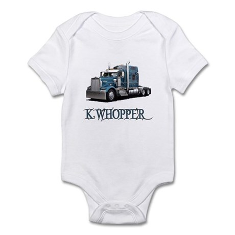 K Whopper Infant Bodysuit