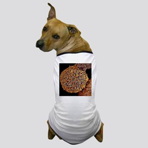 Breast cancer cell, SEM Dog T-Shirt