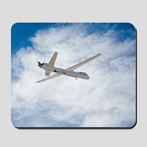 MQ-9 Reaper spyplane Mousepad