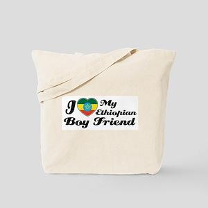 Ethiopian boy friend Tote Bag