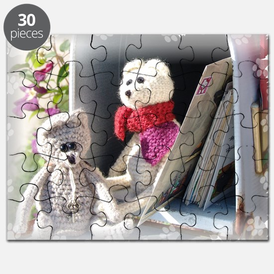 Franscious and Lennart Mice Puzzle