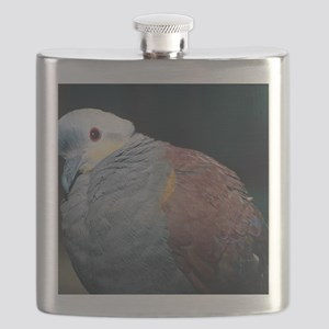 Mountain witch dove Flask
