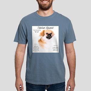 Tibetan Spaniel Mens Comfort Colors Shirt