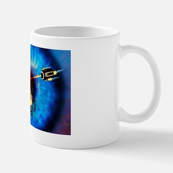 Nanorobots Mug
