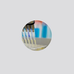 Multi-channel pipette Mini Button
