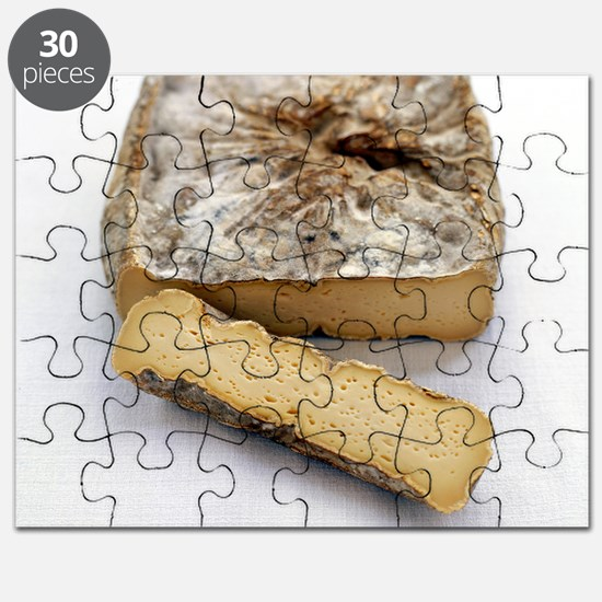 Brie cheese Puzzle