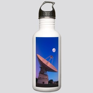 NASA deep space tracki Stainless Water Bottle 1.0L