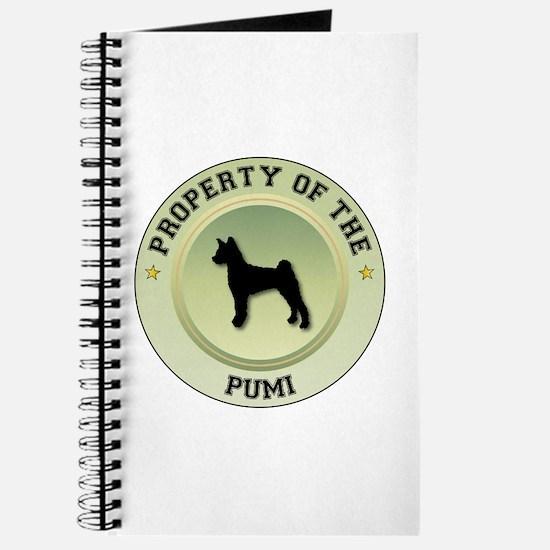 Pumi Property Journal